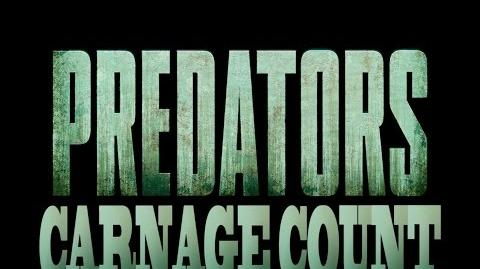 Predators (2010) Carnage Count