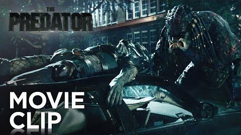 "The Predator ""Hunting Each Other"" Clip 20th Century FOX"