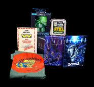 Aliens Loot Crate contants