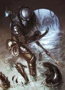 Wolf Predator