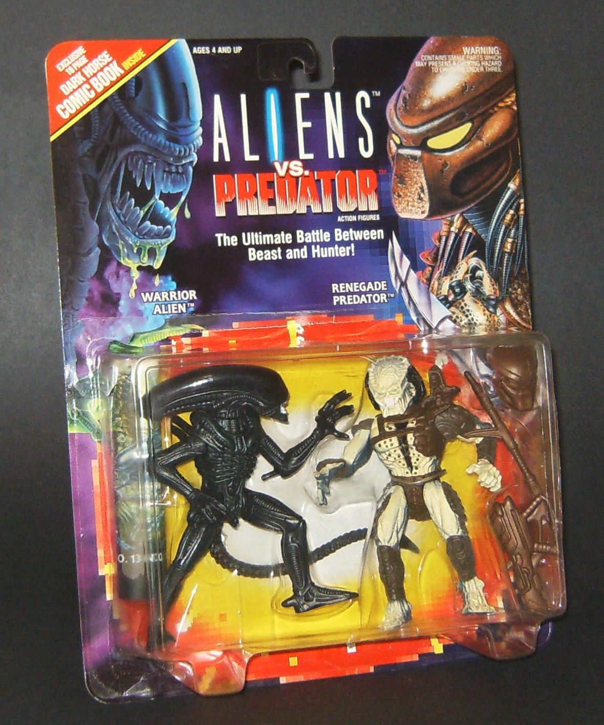 Alien Versus Predator Toys