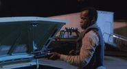 Harrigan with a CAR-15