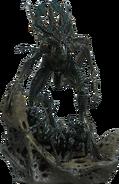Alien-king-maquette