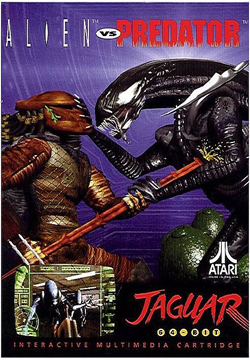 Alien vs Predator (Jaguar game)