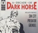 A Decade of Dark Horse