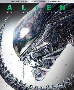 Alien 40th Anniversary (4K Blu-ray)