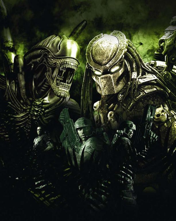 Alien franchise alien predator alien