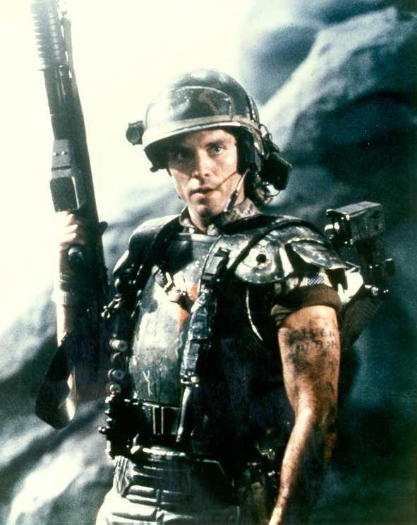 Image result for Aliens 1986 Hicks
