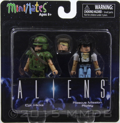 Minimates Chestburster David Alien Covenant Toys R Us Figure 2 Pack