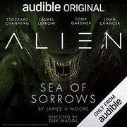 Sea of Sorrows audiobook