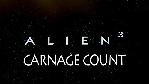 Alien³ (1992) Carnage Count
