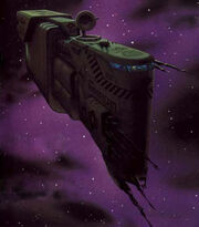 TF-ALPHA-1 CARGO-CRAWLER