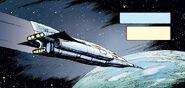 Luxus űrhajó 2