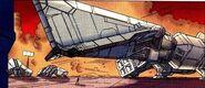 N-1 BOUGAINVILLE osztály támadó szállítóhajó 2