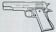M4A3 szolgálati fegyver