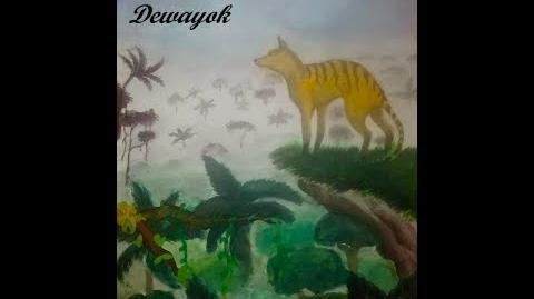 Kriptozoológia Podcast 2. rész - Dewayok
