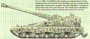 M292A2 SELF PROPELLED GUN