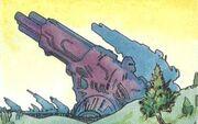 Űrvédelmi ágyúk - Quantico, Virginia