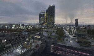 ICC - Mars City