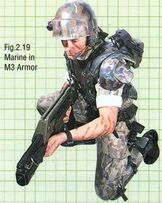 M3 típusú személyi páncél 2
