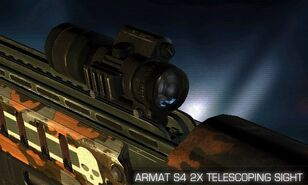 S4 2X Telescoping Sight