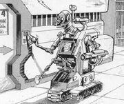 Börtönrobot