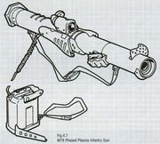 M78 PHASED PLASMA INFANTRY GUN