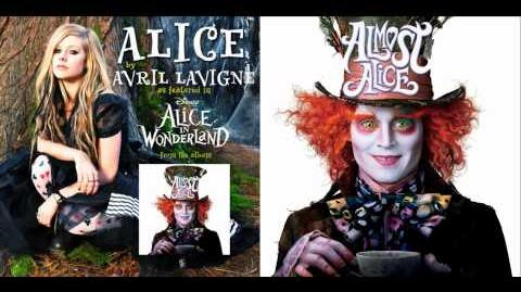 Avril Lavigne - Alice (Extended version) (Audio)