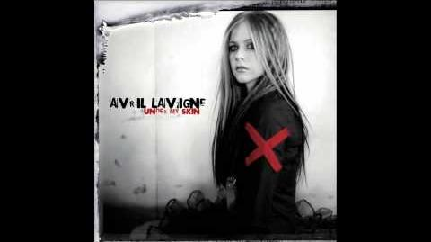 Avril Lavigne - Slipped Away (Audio)