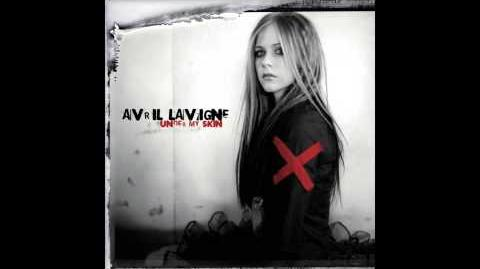 Avril Lavigne - He Wasn't (Audio)