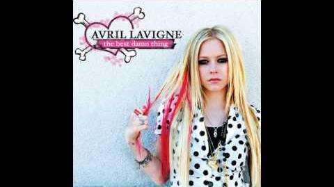 Avril Lavigne - Hot (Audio)
