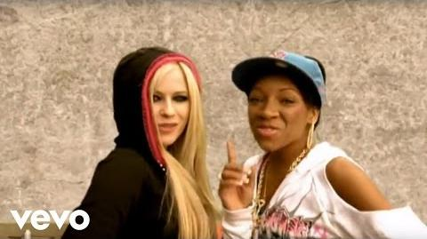 Avril Lavigne - Girlfriend (Dr. Luke mix featuring Lil Mama (MTV Edit)) ft