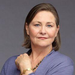 Dr. Judith Evans (Cherry Jones) 595