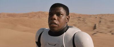 Finn Stormtrooper armor