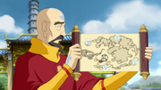 Tenzin look map