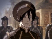 Chief Toph Beifong.