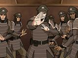 Siły policyjne magów metalu