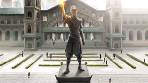Pomnik Władcy Ognia Zuko