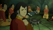 Pema asks for water