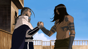 Zaheer and Ghazan reunite