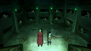 Tenzin and Korra find the airbenders