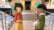 Jinora and Kai