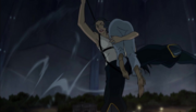 Lin rescues Korra