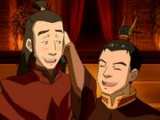 Roku and Sozin