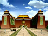 Ba Sing Se Royale Palace