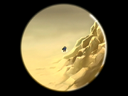 Zuko spots Aang and Katara