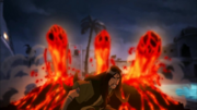 Ghazan attack Bolin Lavabending