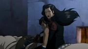 Asami escapes whit Korra