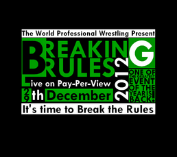 Breaking rules 2012