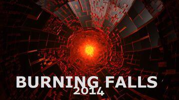 Burning Falls 2014
